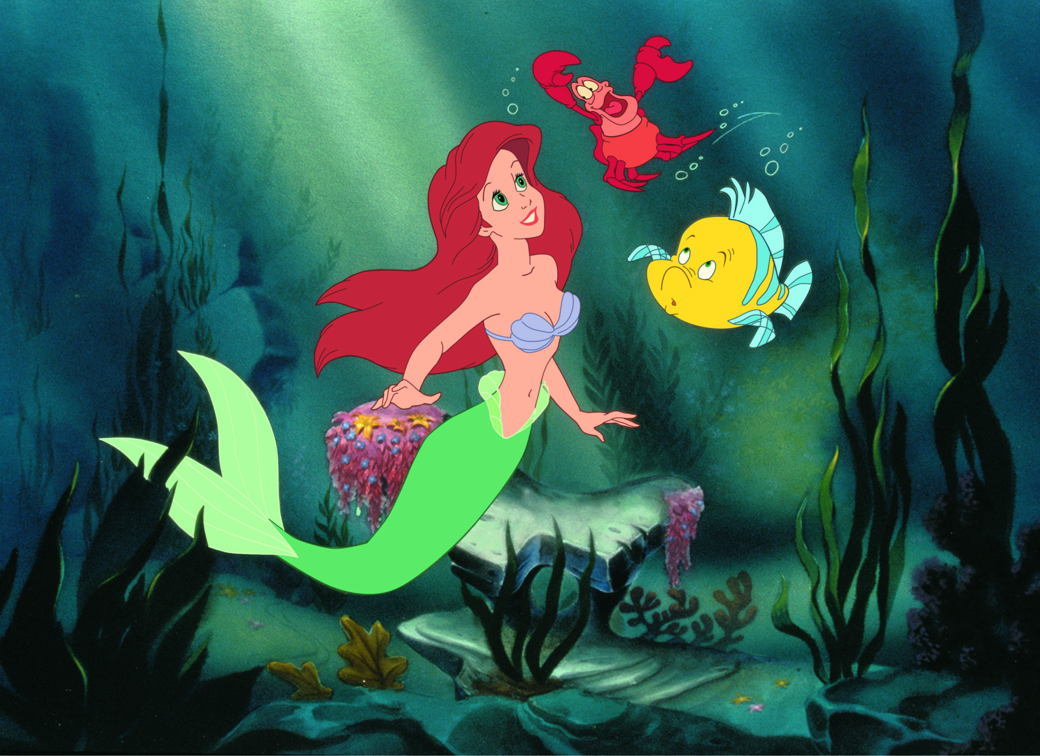 "Live-Action ""Little Mermaid"" Dreamcasting"