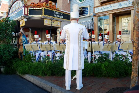 The Disneyland Marching Band