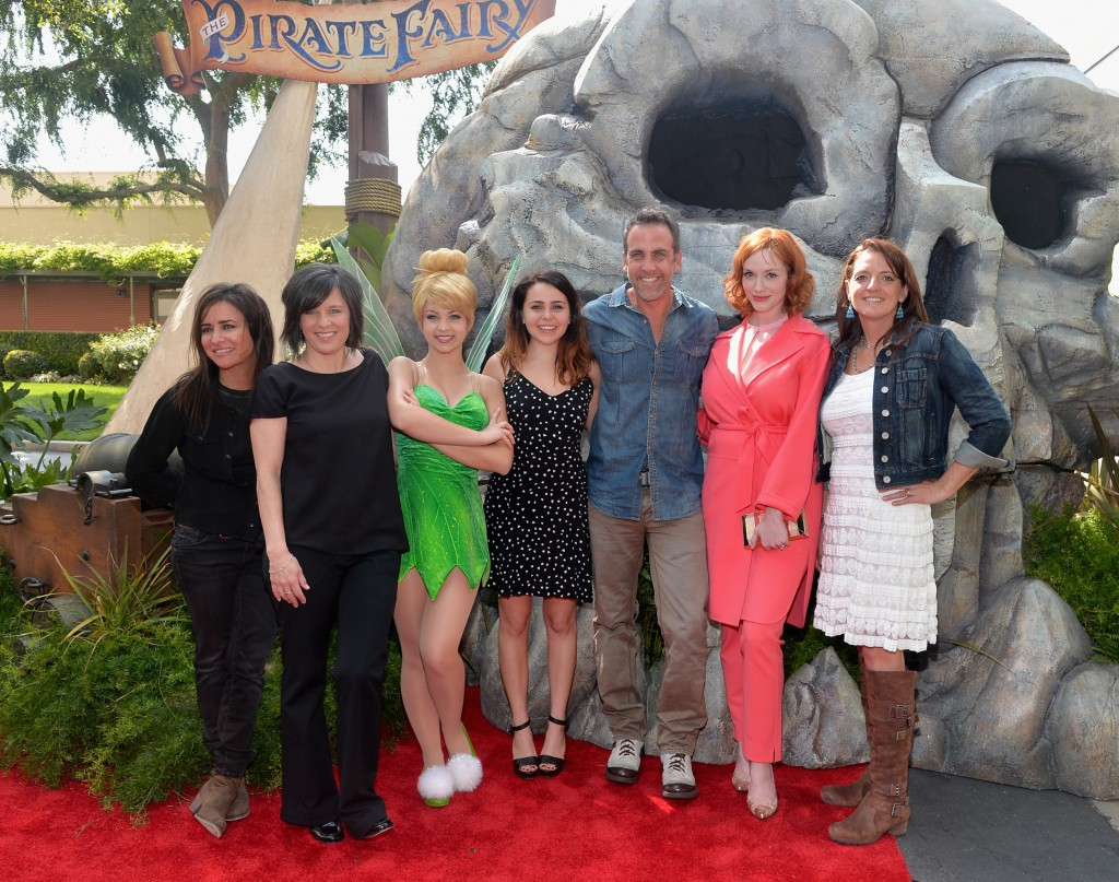 Movie Week: The Pirate Fairy Red Carpet Premiere