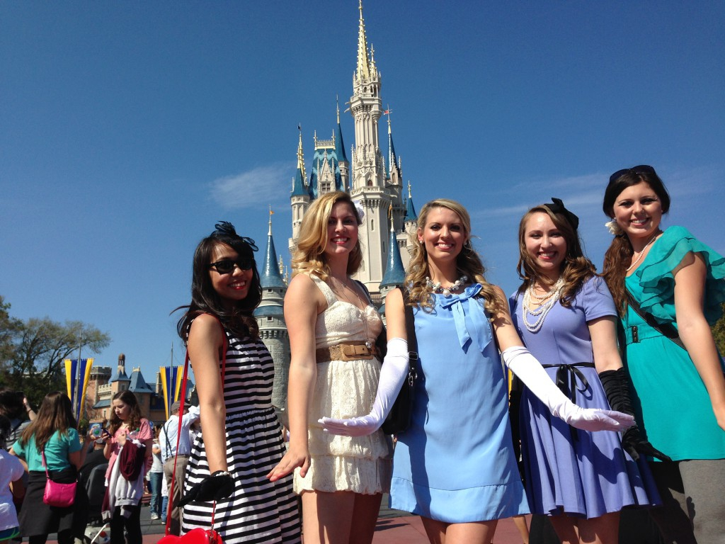 Dapper Day at the Magic Kingdom