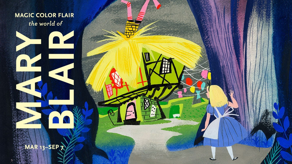 Magic, Color, Flair: The World of Mary Blair