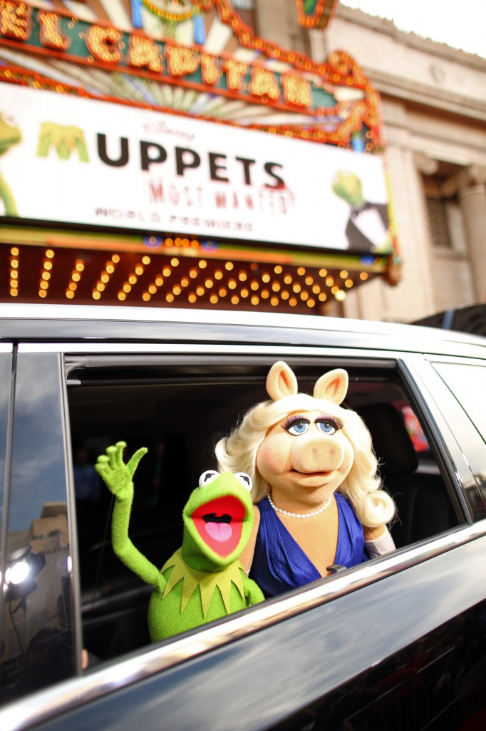 Album Review: Muppets Most Wanted