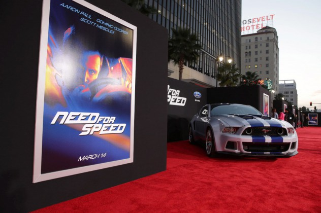 Need for Speed Premiere Photos
