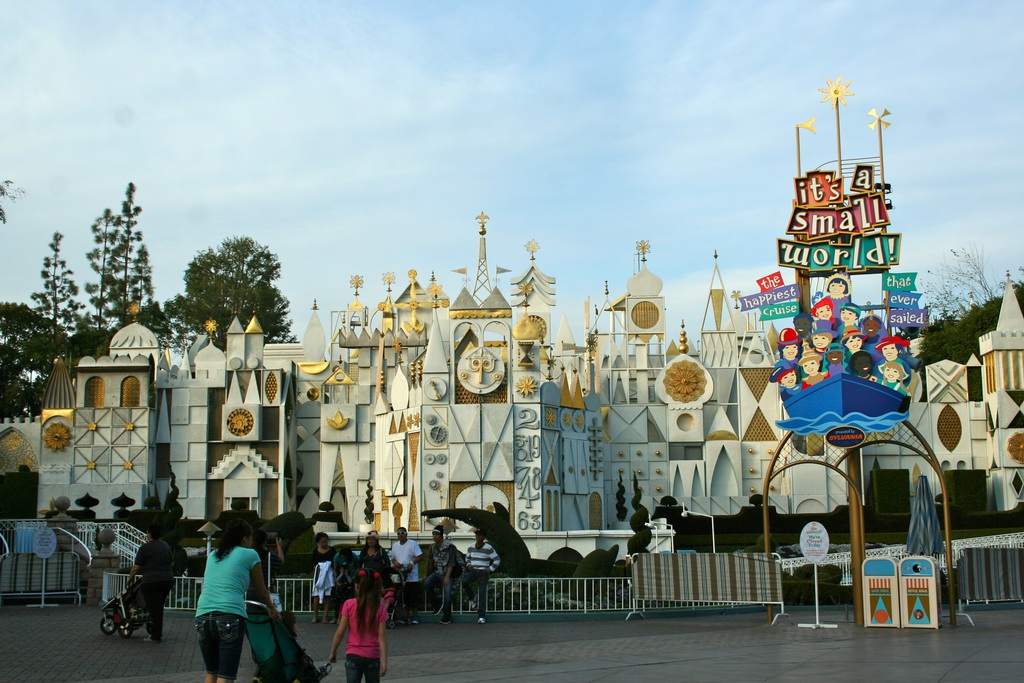 """Top 5 """"It's A Small World"""" Covers"""