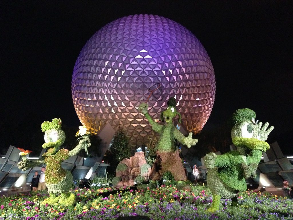 A Look at the 2014 Epcot Flower & Garden Festival