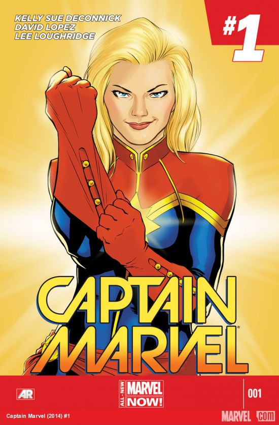 Review of Captain Marvel #1