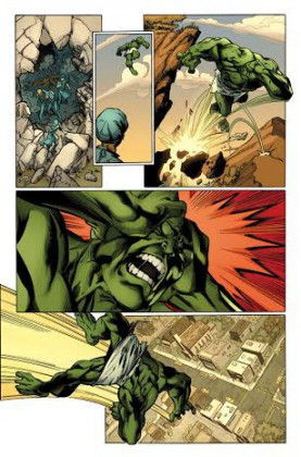 First Look at Hulk #1