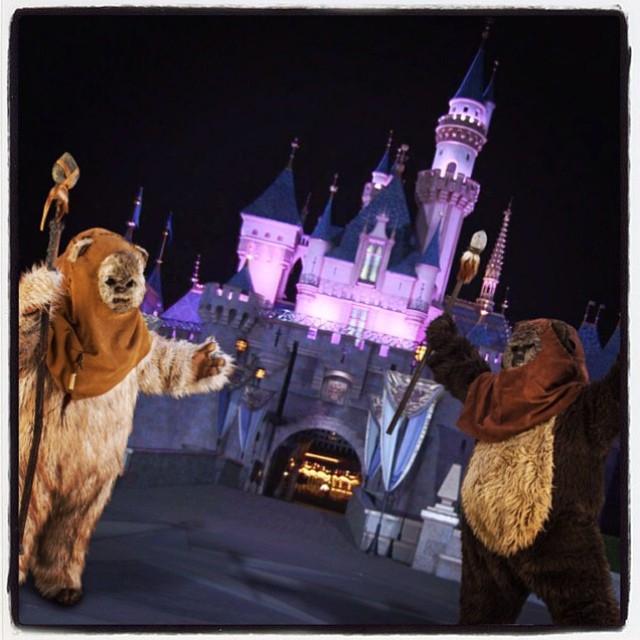 May The Course Be With You! Star Wars Half Marathon Weekend Makes Its Intergalactic Arrival at Disneyland Resort in 2015