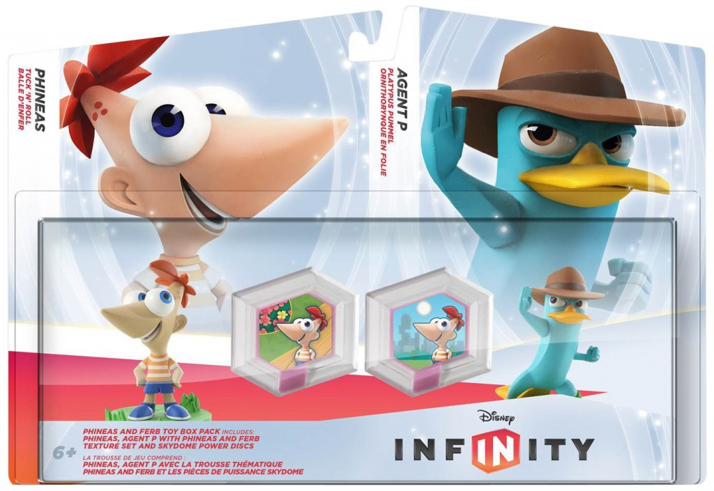 Review: Phineas and Ferb for Disney Infinity