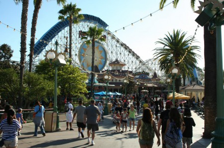 Welcome to Paradise Pier