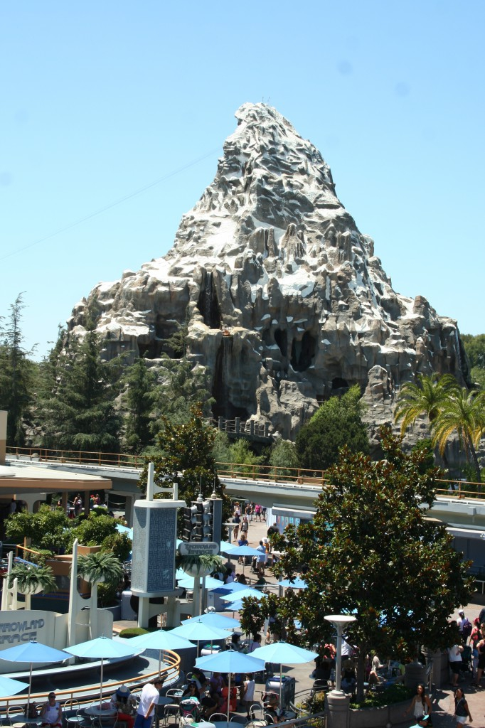 Disneyland Resort Photo Update 7/2/14
