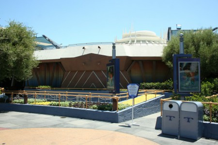 Magic Eye Theatre is readied for the arrival of the Guardians of the Galaxy