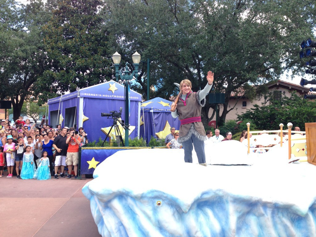 Disney's Hollywood Studios Goes Frozen for the Summer