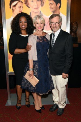 Images From Tonight's Premiere of The Hundred-Foot Journey