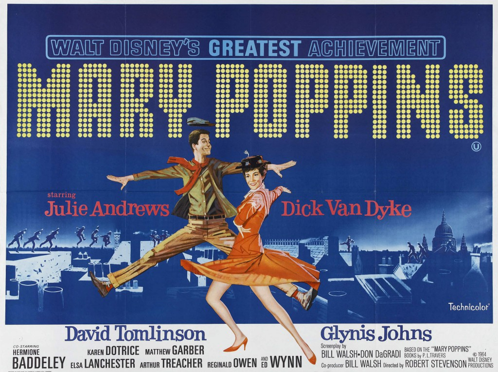 50 Practically Perfect Mary Poppins Facts