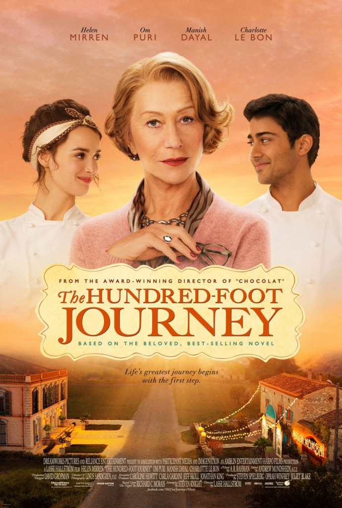 'The Hundred-Foot Journey' Review