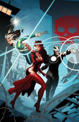 March to AXIS Continues With Uncanny Avengers #24