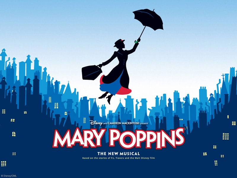 Mary Poppins on Stage: A Look Back