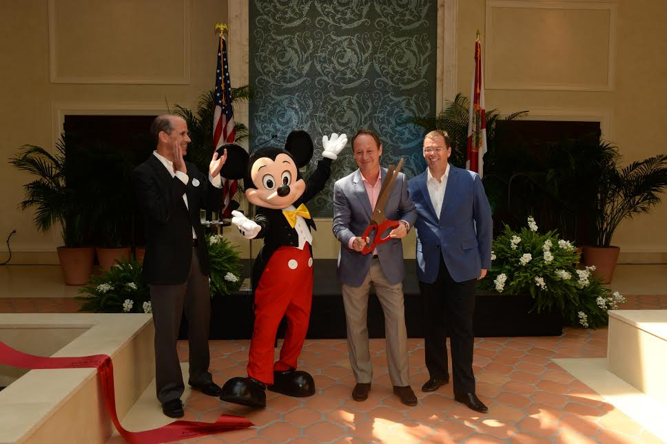 Four Seasons Resort Orlando at Walt Disney World Resort Ribbon Cutting