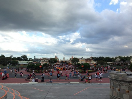 A Walk Around The Magic Kingdom