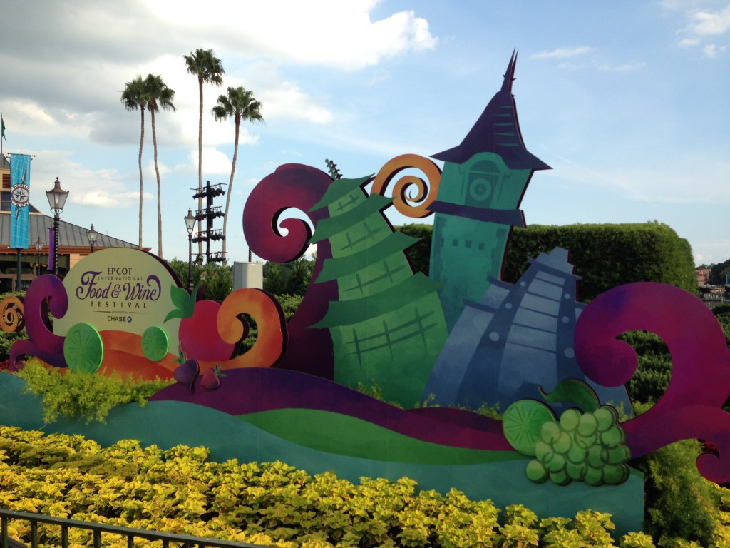A Look at the 2014 Epcot International Food & Wine Festival