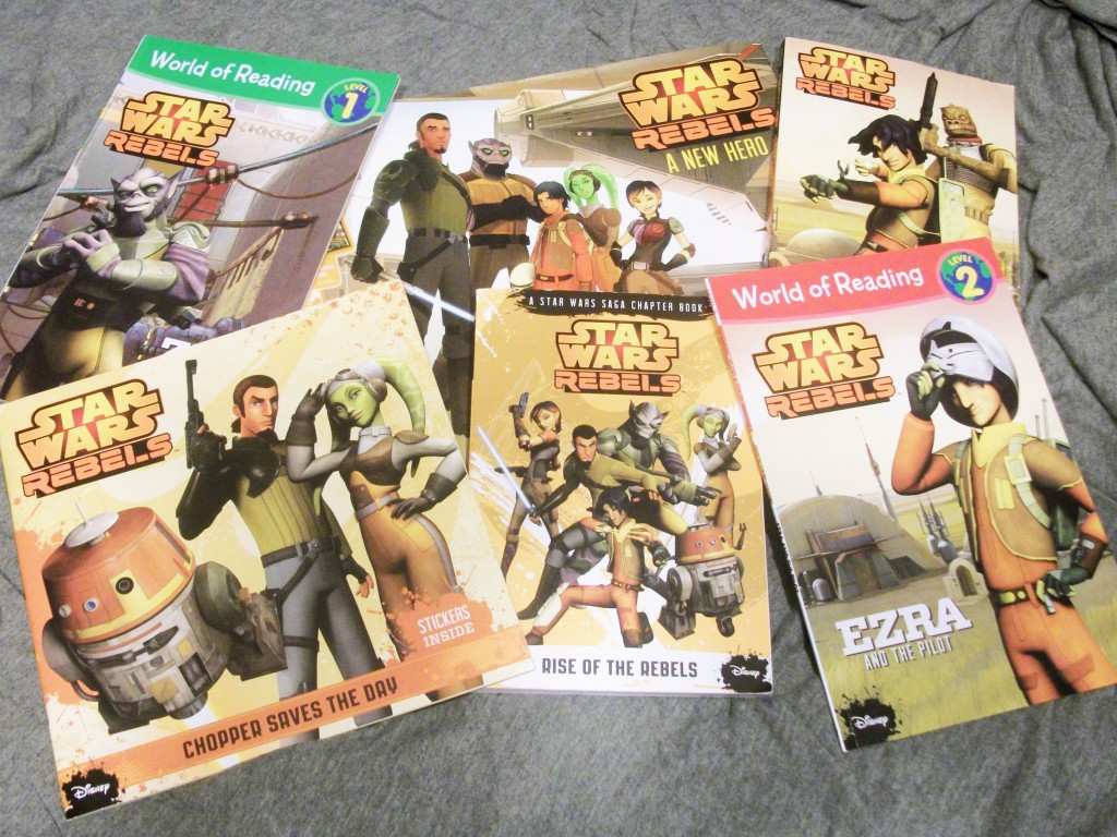 Star Wars Rebels Books Laughingplace Com