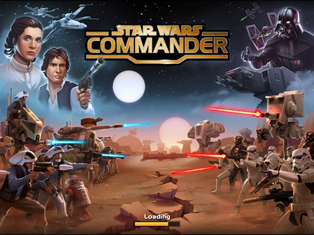 Star Wars: Commander App Review