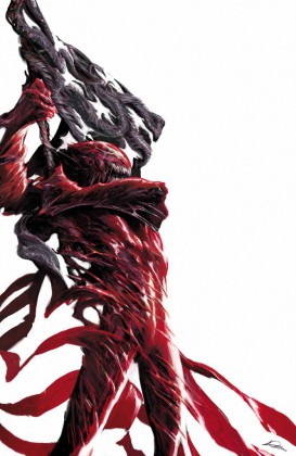 First Look at Marvel's AXIS: Carnage #1