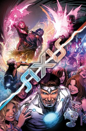 First Look at Avengers & X-Men: AXIS #6
