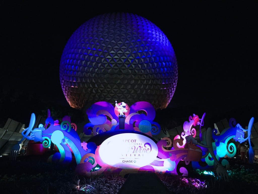 A Look at Epcot's Food & Wine Premium Package and Late Nights Live!