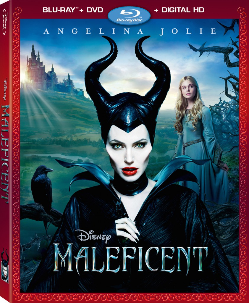 'Maleficent' Blu-Ray Review