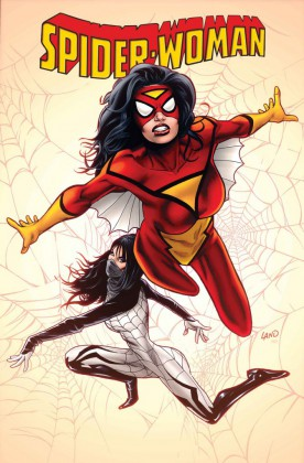 First Look at Spider-Woman #1