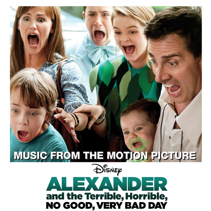 Album Review: Alexander and the Terrible, Horrible, No Good, Very Bad Day