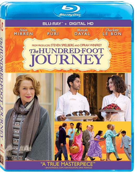 'The Hundred-Foot Journey' Blu-Ray Review