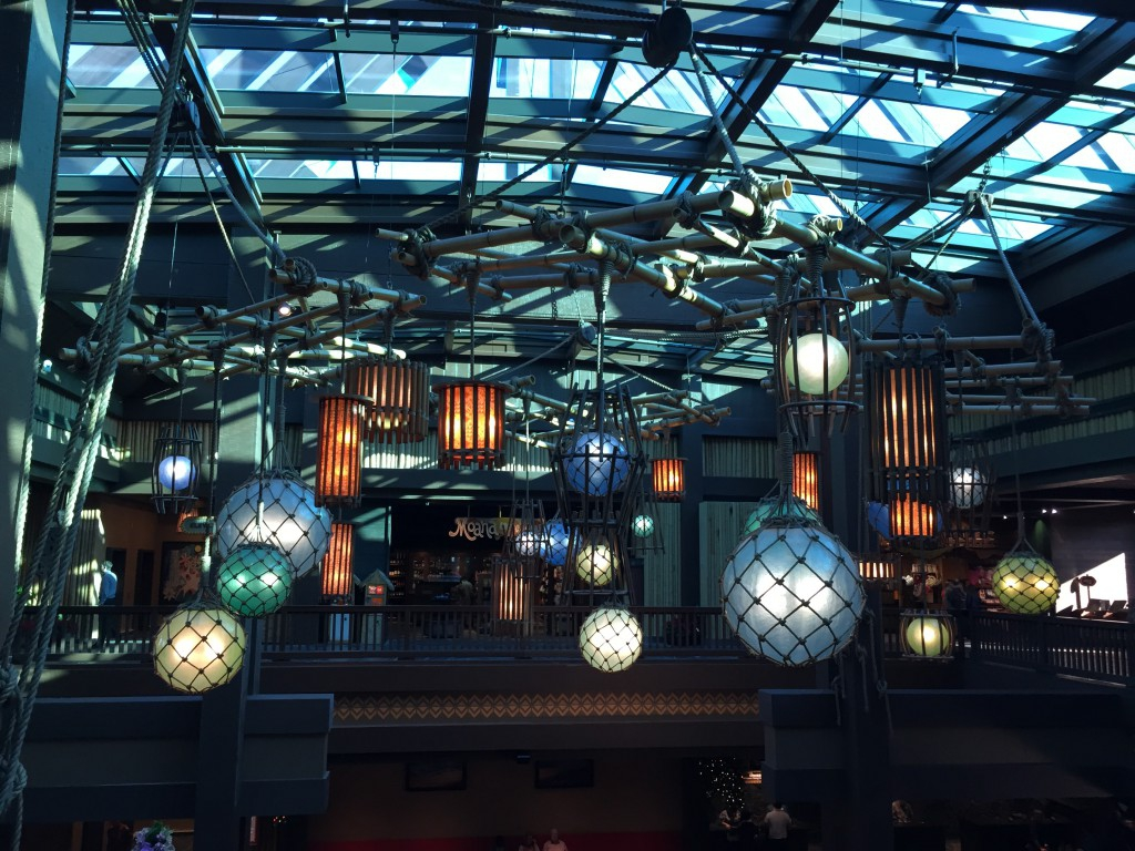 Great Ceremonial House Lobby Opens at Polynesian Village Resort