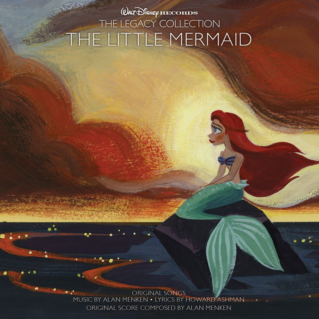 "'The Legacy Collection: The Little Mermaid"" Soundtrack Review"
