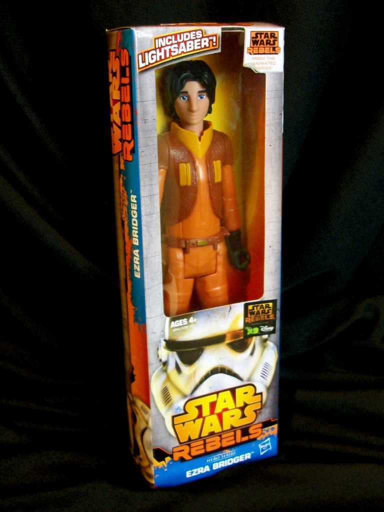 Star Wars Rebels Toy Review