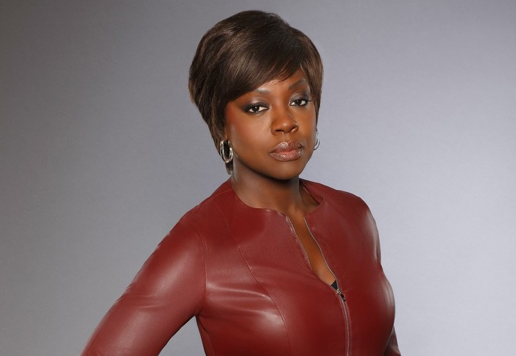 "Viola Davis Wins SAG Award For ""How to Get Away With Murder"""
