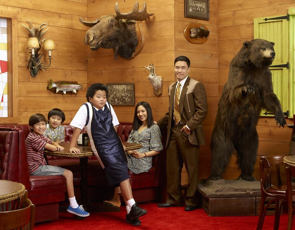 Review: Fresh Off the Boat
