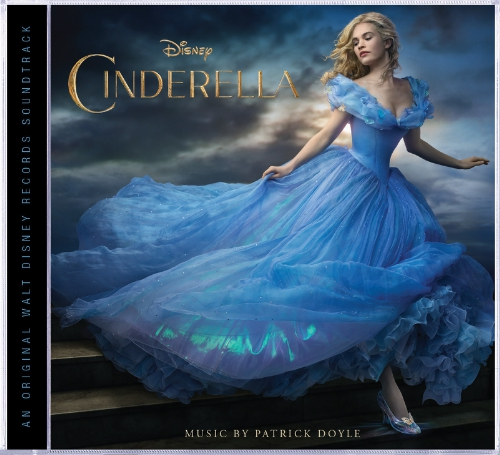 Cinderella Soundtrack to be Released by Walt Disney Records