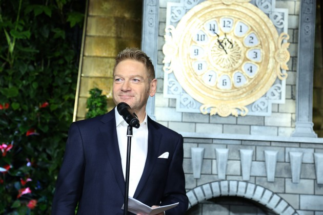 Pictures from Cinderella's Moscow Screening and Photo Call