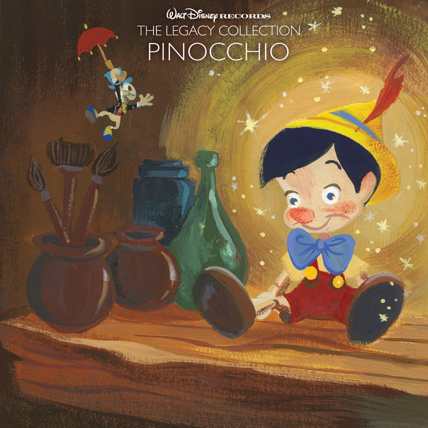 """The Legacy Collection: Pinocchio"" Soundtrack Review"