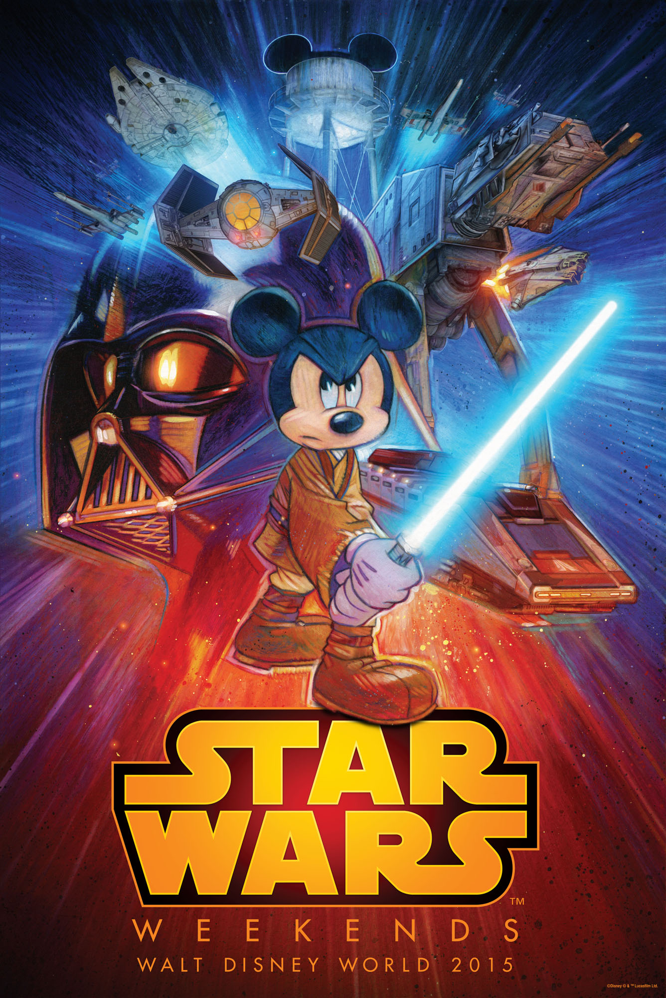 New Information about 2015 Star Wars Weekends Announced