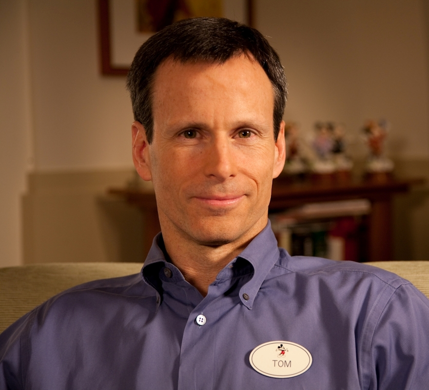 Tom Staggs Named #2 at The Walt Disney Company