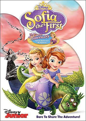 Sofia the First: The Curse of Princess Ivy DVD Review