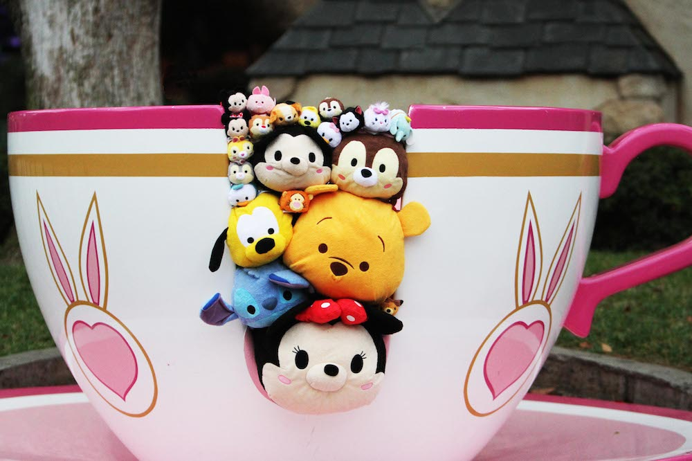 12 of the Cutest Disney Tsum Tsum Pictures Ever!