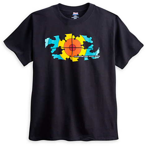 Advenutre Thru Inner Space T-Shirts Available from Disney Store