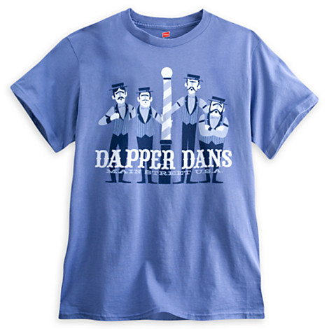 Dapper Dans T-Shirts Available From Disney Store