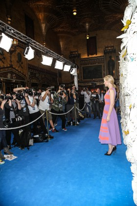 Pictures from the Australia Premiere of Cinderella