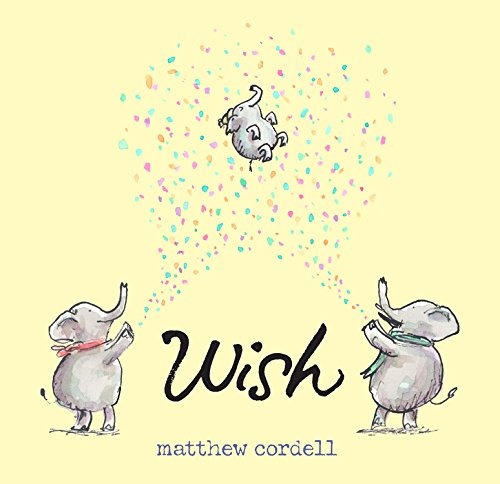 """""""Wish"""" by Matthew Cordell Book Review"""